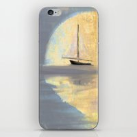 Lost In Moonlight iPhone & iPod Skin
