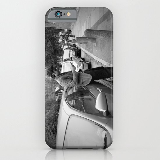 Mattlock Lane  iPhone & iPod Case