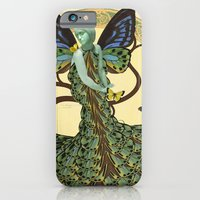 Lepidoptera Somniare iPhone 6 Slim Case