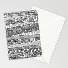 Fields in B&W Stationery Cards