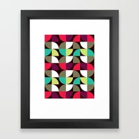 Roundel (2009) Framed Art Print