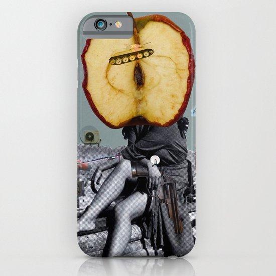 Wild Wilhelm Tell Collage iPhone & iPod Case