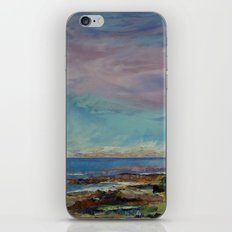 California Seascape iPhone & iPod Skin