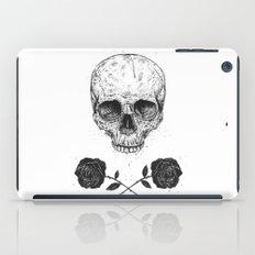 Skull N' Roses iPad Case
