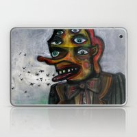 The Eye in the Ointment Laptop & iPad Skin