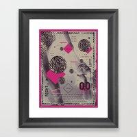 SHUTTLE 00 Framed Art Print