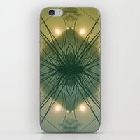 Quad Tree #3 iPhone & iPod Skin