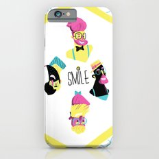 Hipster Smile Slim Case iPhone 6s