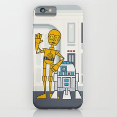 EP4 : C3PO & R2D2 iPhone 6 Slim Case