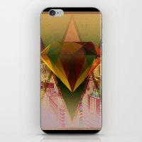 tokyo's Diamond iPhone & iPod Skin