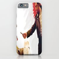 iPhone & iPod Case featuring DEATH WISH by nicholas colen