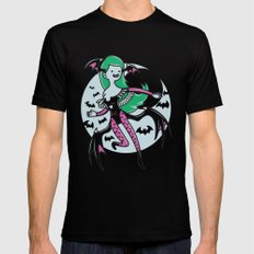 The Vampire Queen Mens Fitted Tee SMALL Black