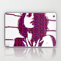 Fashion; Lusting For Flo… Laptop & iPad Skin