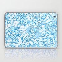 Daisy Daisy in Blue Skies Ahead Laptop & iPad Skin