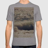 autumn sea Mens Fitted Tee Athletic Grey SMALL