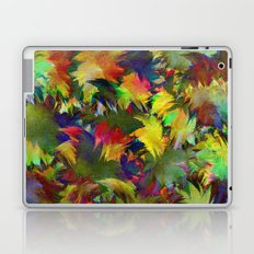 Abstract Leaf Carpet Laptop & iPad Skin