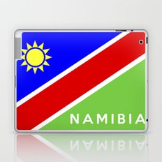 flag of Namibia Laptop & iPad Skin