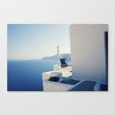secret paradise Canvas Print