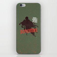 Dementors iPhone & iPod Skin