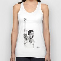 We Will Rock You Unisex Tank Top