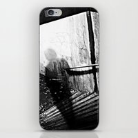 Descending iPhone & iPod Skin