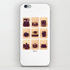 camera love iPhone & iPod Skin