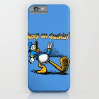 keep on duckin iPhone 6 Slim Case