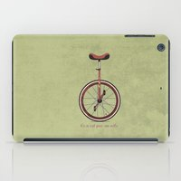 Unicycle iPad Case