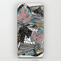 Cosmic geology iPhone & iPod Skin
