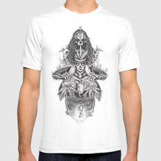 Voodoo People Mens Fitted Tee White SMALL