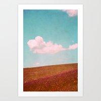Summer Feel Art Print