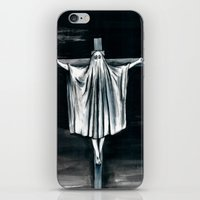 Blasphemi Exspiravit iPhone & iPod Skin
