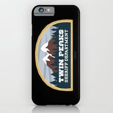 Twin Peaks Sheriff Department (Redux) Slim Case iPhone 6s