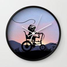 Ghost Rider Kid Wall Clock