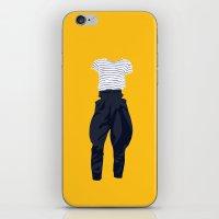 horse pants iPhone & iPod Skin