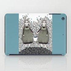 Blueberry Pickers iPad Case