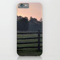 Billings Farm Sunrise At… iPhone 6 Slim Case