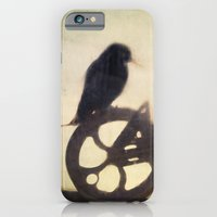 iPhone & iPod Case featuring Bird On A Wire by Sandra Arduini