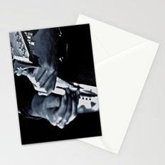 Music Has No Color Stationery Cards