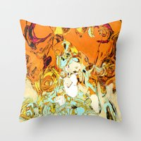 splashland Throw Pillow
