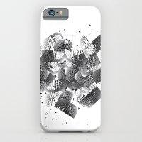 broken wondows iPhone 6 Slim Case