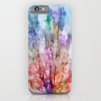 iPhone & iPod Case featuring Independent tree  by Laura Santeler