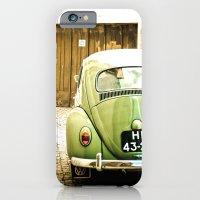 Mrs Olive Green iPhone 6 Slim Case