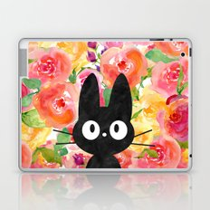 Jiji in Bloom Laptop & iPad Skin