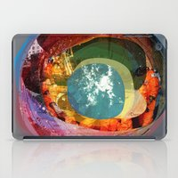 the abstract dream 18 iPad Case