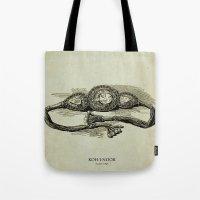 KOH-I-NOOR (mountian of light) Tote Bag