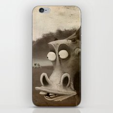 a morning without sun iPhone & iPod Skin