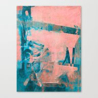 Canvas Print featuring Lezione Numero Due by Fernando Vieira