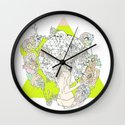 für owl  Wall Clock