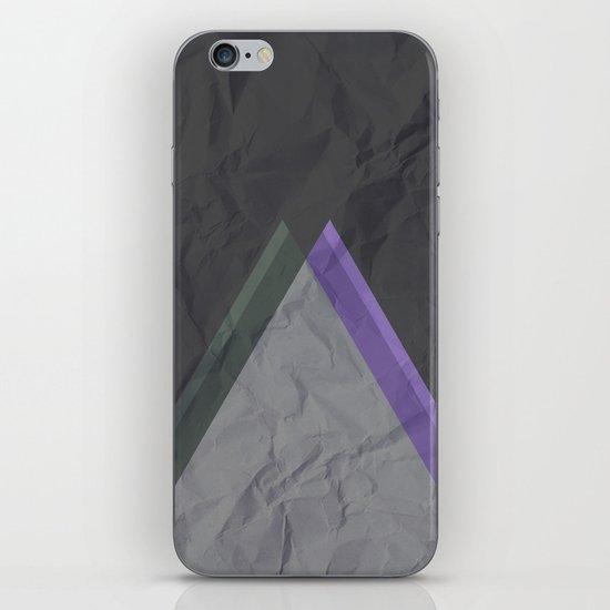 Dark iPhone & iPod Skin